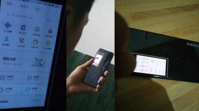 Màn hình phụ của Meizu Pro 7 là một điểm độc đáo của mẫu smartphone này