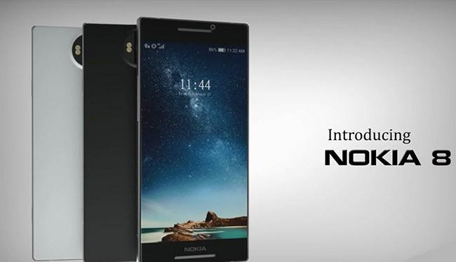 Nokia 8 sẽ được ra mắt vào cuối tháng 7