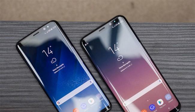 Galaxy S8 có doanh số cao hơn 15% so với Galaxy S7