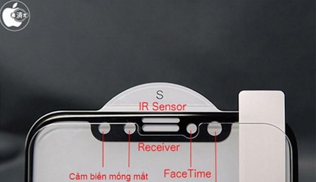 iPhone 8 có tới 3 cảm biến mống mắt?