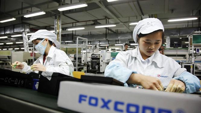 Foxconn sẽ xây nhà máy sản xuất màn hình LCD tại Mỹ