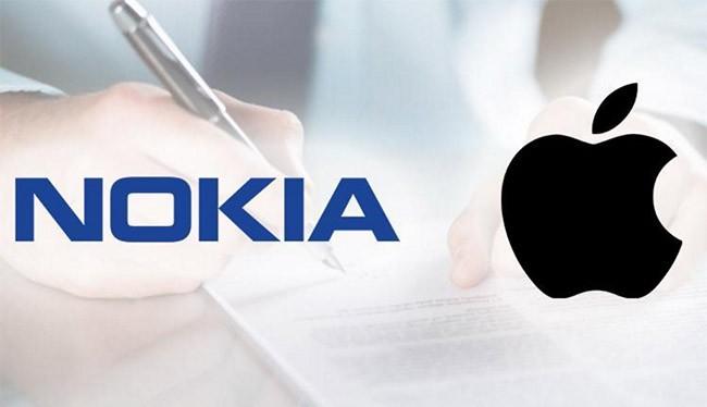 Apple và Nokia đã giải quyết xong tranh chấp (ảnh Telecom Review)