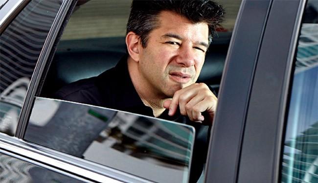 ông Travis Kalanick, cựu CEO Uber (ảnh: Inc)