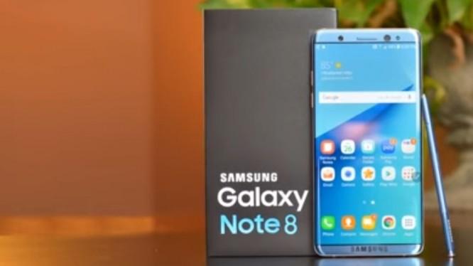 Ảnh dựng Galaxy Note 8 (nguồn DroidForums)