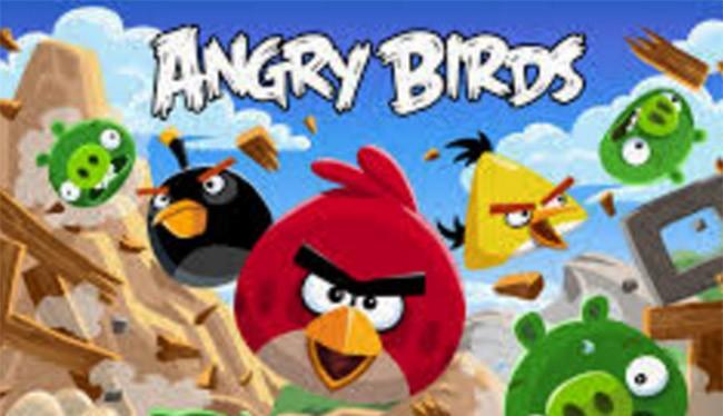 Angry Birds là tựa game nổi tiếng của hãng Rovio (ảnh DVS Gaming)
