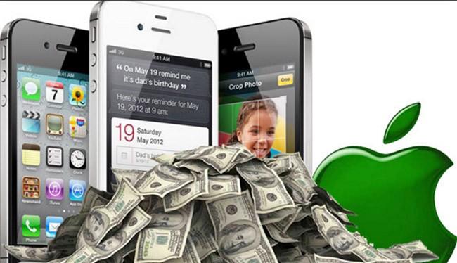 Apple hiện là công ty có giá trị vốn hóa lớn nhất thế giới (ảnh: Cult of Mac)