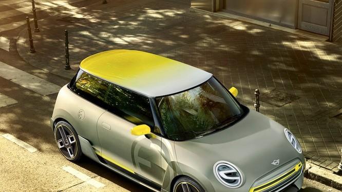 Mẫu xe điện của BMW (ảnh: Business Insider)