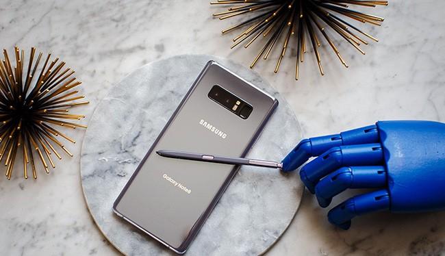 Galaxy Note 8 sẽ khó cháy nổ vì Samsung đã thực hiện một quy trình kiểm định chất lượng gắt gao (ảnh: CNET)