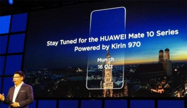 Hai sản phẩm mới của Huawei sẽ được công bố vào tháng 10 (ảnh: Phone Arena)