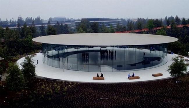 Nhà hát Steve Jobs (ảnh: Phone Arena)