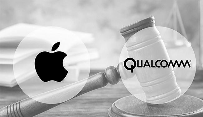 Qualcomm tạm thời thua cuộc trong vụ kiện các nhà sản xuất linh kiện iPhone (ảnh: CNN)
