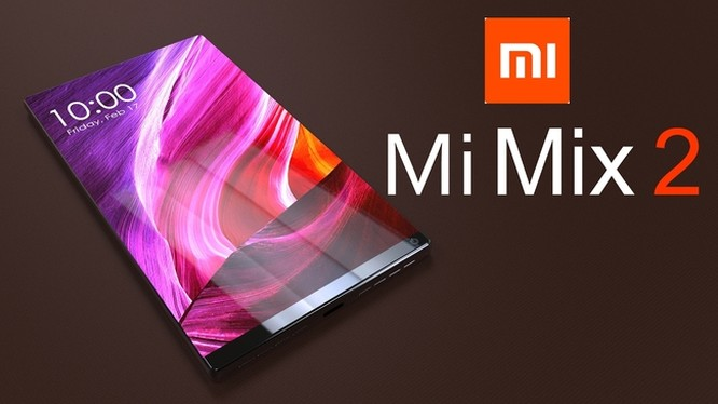 Xiaomi Mi MIX 2 (ảnh: Phone Arena)