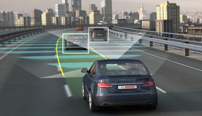 Xe tự hành sẽ phổ biến trong tương lai gần (ảnh: Business Insider)