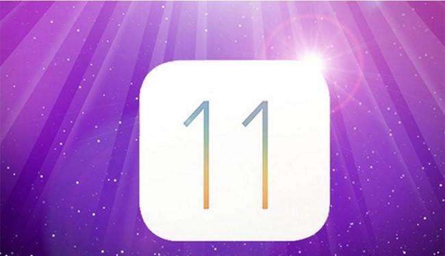 iOS 11 đã được Apple phát hành chính thức (ảnh: Phone Arena)
