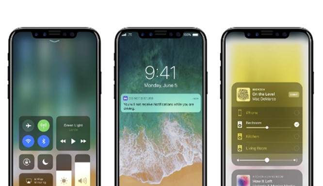 iPhone X phiên bản thấp nhất cũng có giá 999 USD (ảnh BGR)