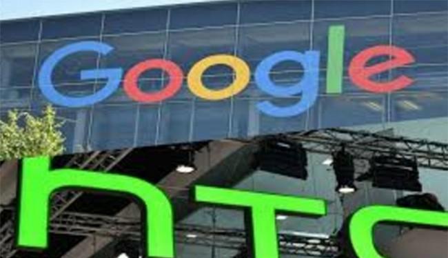 Google mua lại bộ phận thiết bị di động của HTC (ảnh: stuffcompare)