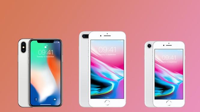 Bộ 3 iPhone mới của Apple (ảnh: Pocket Lint)