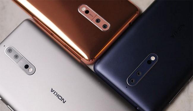 Nokia 8 là smartphone cao cấp nhất hiện nay của HMD Global (ảnh: Phone Arena)