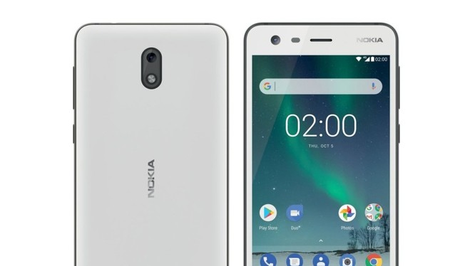 ảnh dựng Nokia 2 (Android Authority)