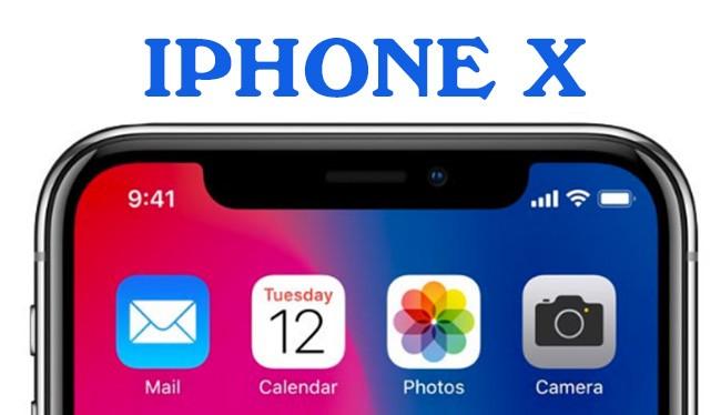 Phần mấu (notch) trên iPhone X khiến nhiều nội dung không thể hiển thị trọn vẹn trên màn hình