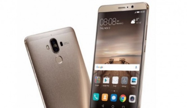 Huawei Mate 9 (ảnh: ibtimes)
