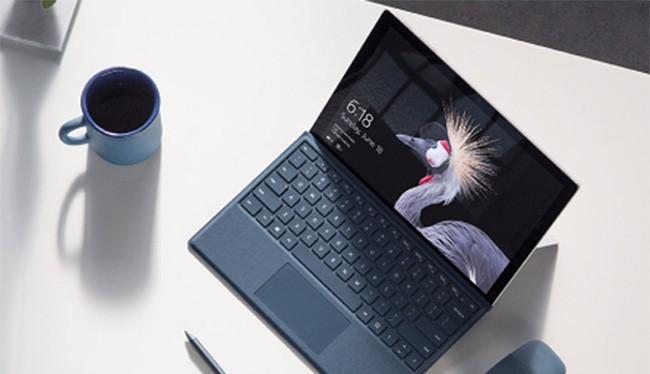 Surface Pro mới (ảnh: Microsoft)