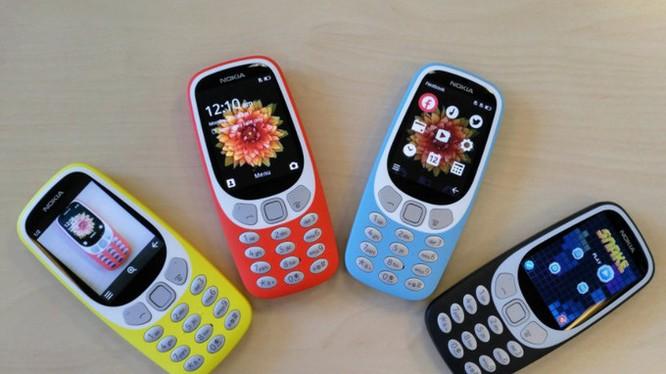 Nokia 3310 giờ đây đã hỗ trợ 3G (ảnh: Phone Arena)