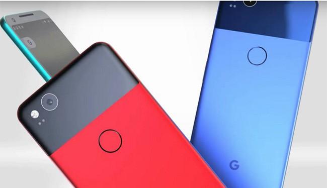 Ảnh dựng Google Pixel 2 (PC World VN)