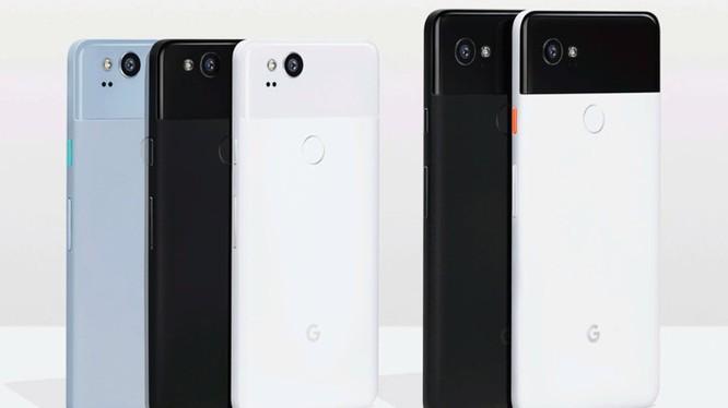 Bộ đôi điện thoại Pixel thế hệ 2 của Google (ảnh: Phone Arena)