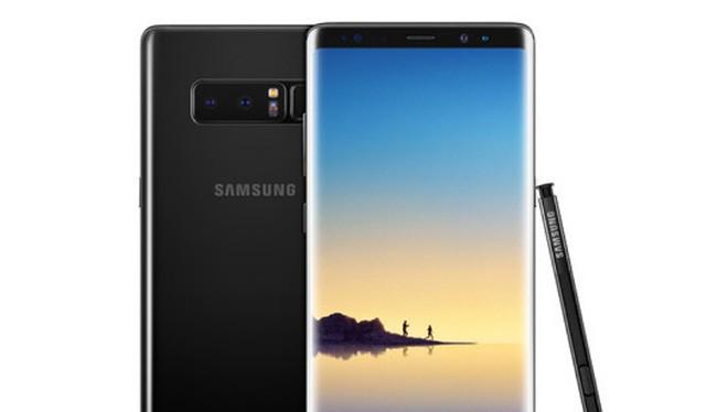 Galaxy Note 8 (ảnh: Phone Arena)