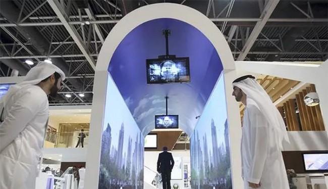 Thủy cung ảo đầu tiên tại sân bay Dubai sẽ hoạt động vào năm 2018