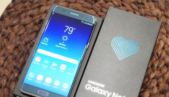 Galaxy Note 7 FE (ảnh: YouTube)