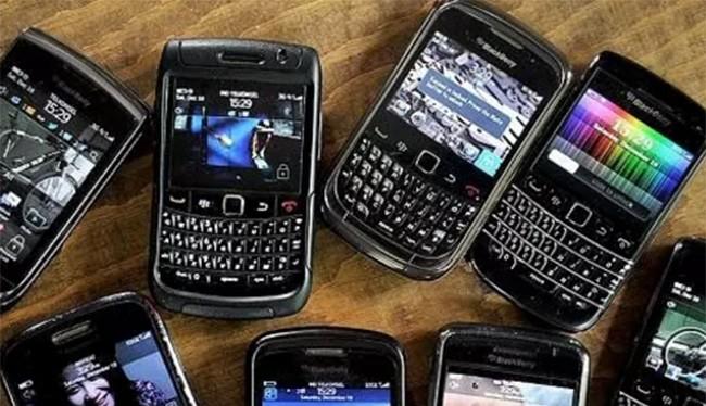 BlackBerry đã thoát khỏi khủng hoảng (ảnh: The Telegraph)