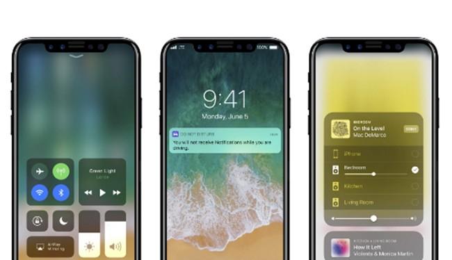 iPhone X (ảnh: Business Insider)