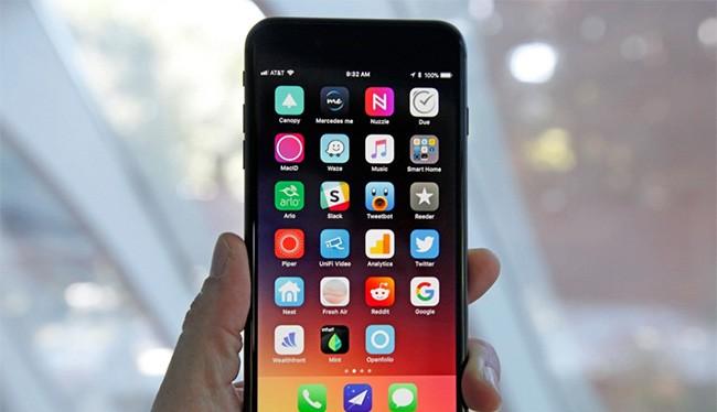 iPhone 8 không phải là mẫu điện thoại tốt nhất, theo đánh giá của tổ chức Consumer Reports (ảnh: BGR)