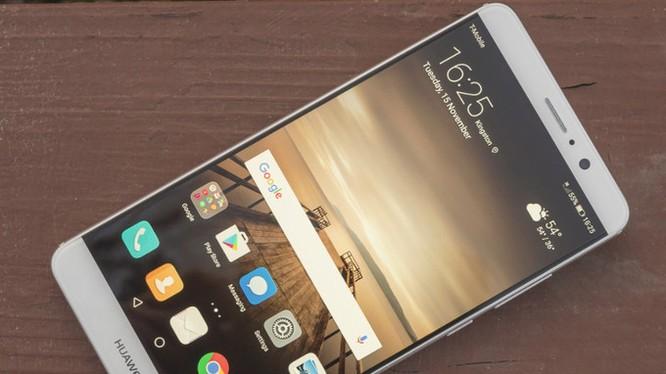 Huawei Mate 9 (ảnh: Phone Arena)