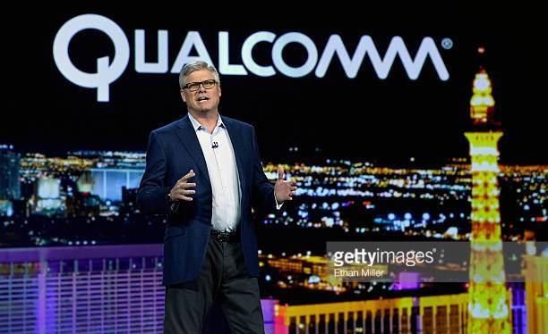 CEO Qualcomm, ông Steve Mollenkopf (ảnh: Getty Images)