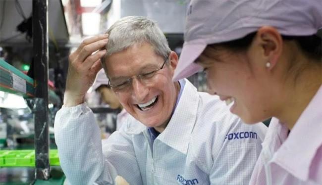 Foxconn là nhà sản xuất iPhone X cho Apple (ảnh: 9to5Mac)