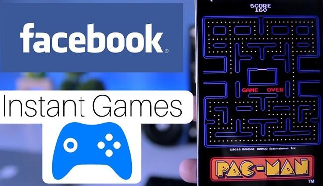 Các nhà lập trình có thể kiếm tiền từ nền tảng Instant Games của Facebook (ảnh: YouTube)