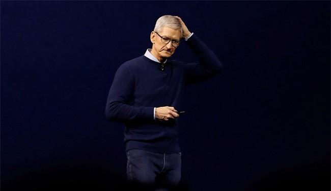 ông Tim Cook, CEO của Apple (ảnh Reuters)