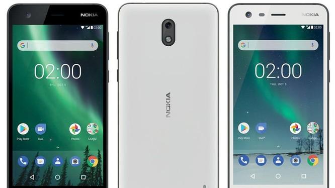 Nokia 2 là smartphone có cấu hình thấp nhất của HMD Global (ảnh: CellphoneS)