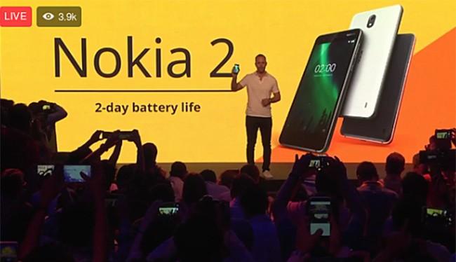 Nokia là sản phẩm thuộc phân khúc giá rẻ (ảnh: GizChina)