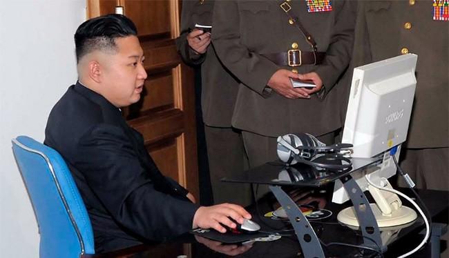 Chủ tịch Triều Tiên Kim Jong Un (Reuters)