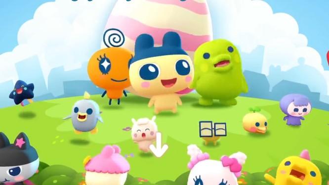 Chú gà ảo Tamagotchi dẽ được tái xuất vào đầu năm 2018 (ảnh: Bandai)