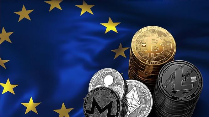 Châu Á cần học theo các chính sách của châu Âu đối với tiền điện tử? (ảnh: TechinAsia)