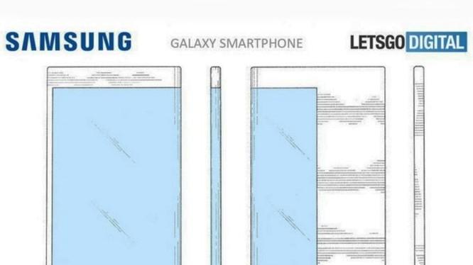 Đây có phải là chiếc Galaxy X như đồn đoán? (ảnh: Phone Arena)