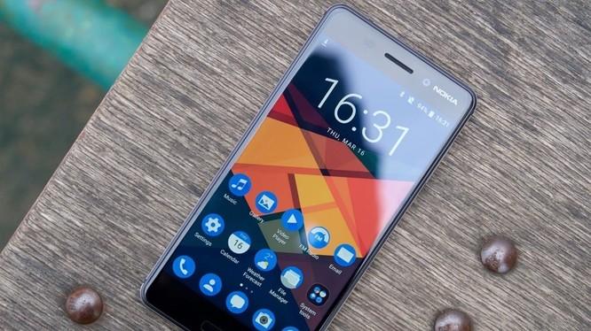 Nokia 6 phiên bản 2018 (ảnh: Android Go)