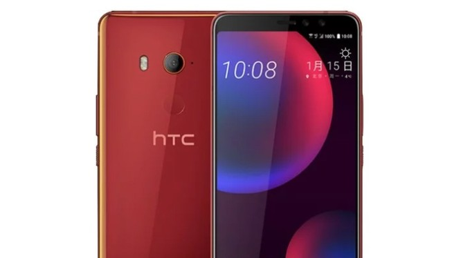 HTC U11 Eyes (ảnh: Gizmo China)