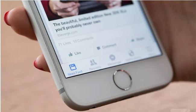 Người dùng iPhone có thể bật/tắt tính năng hạn chế tốc độ CPU (ảnh FB)