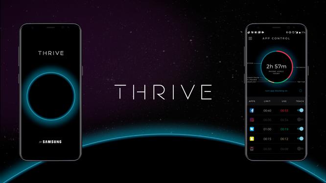 Ứng dụng Thrive